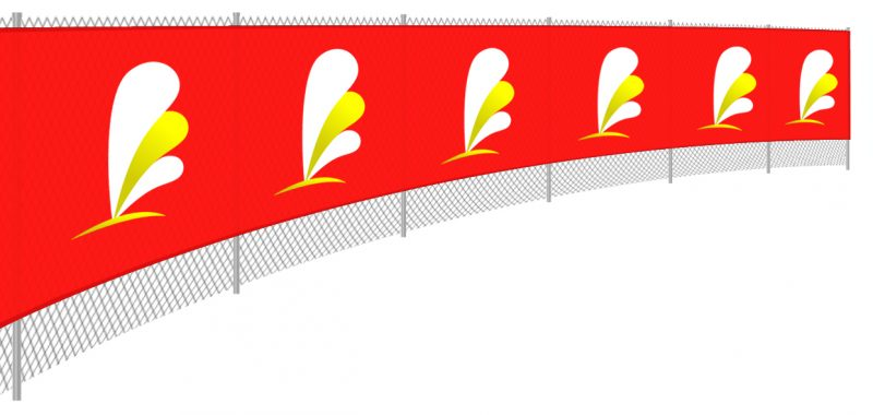Fence Mesh (Polyester)