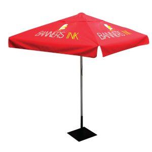 Café Umbrellas