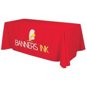 Table Covers (Fitted or Drape Style)